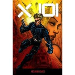 X-101 / Agent spécial K3 /...