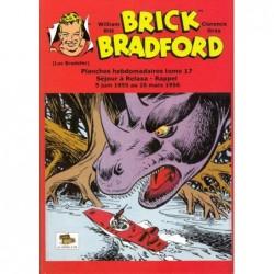 Brick Bradford - Planches...