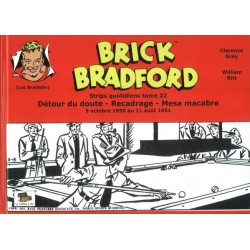 Brick Bradford - Strips...