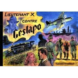 Lieutenant X contre  Gestapo
