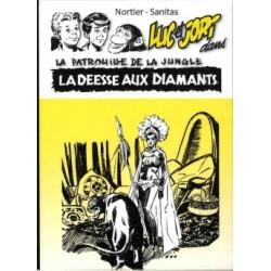 Luc et Jori – La déesse aux...
