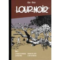 Loup Noir - Tome 01