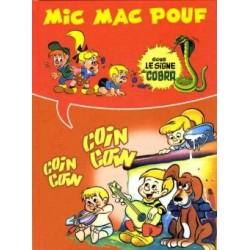 Mic Mac Pouf 3 - Le...