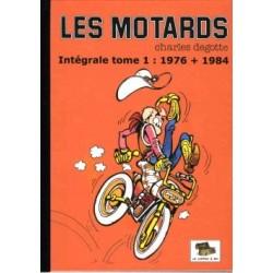 Les Motards – Intégrale 1 :...