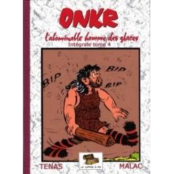 Onkr l'abominable homme des...
