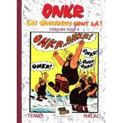 Onkr -  Intégrale tome 06 :...
