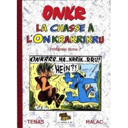 Onkr –  Intégrale tome 07 :...