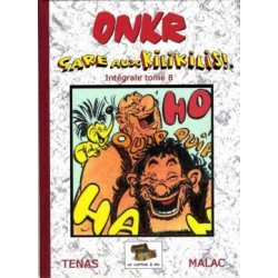 Onkr –  Intégrale tome 08 :...