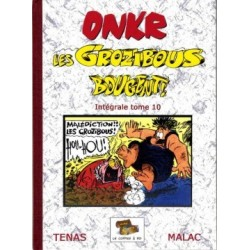 Onkr –  Intégrale tome 10 :...