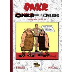 Onkr –  Intégrale tome 11 :...