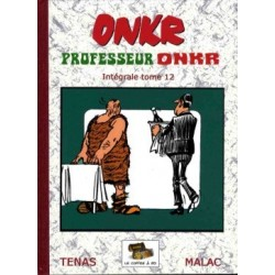 Onkr –  Intégrale tome 12 :...