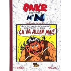 Onkr –  Intégrale tome 13 :...