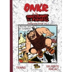 Onkr –  Intégrale tome 14 :...