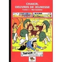 Chakir, oeuvres de jeunesse...