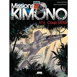Missions Kimono – 04 : Coup...