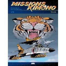 Missions Kimono – 08 : Tiger