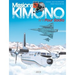 Missions Kimono – 09 : Pour...