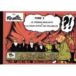 Finette - Tome 02 : Le...