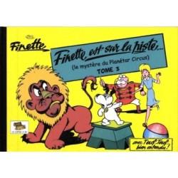 Finette - Tome 03 : Finette...