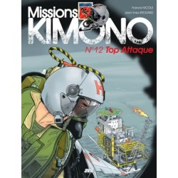 Missions Kimono – 12 : Top...