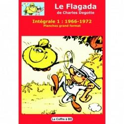 Le Flagada - Intégrale 1 :...