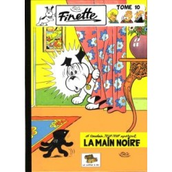 Finette – Tome 10 : La main...