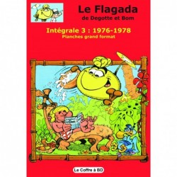 Le Flagada – Intégrale 3 :...