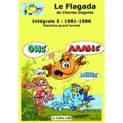 Le Flagada – Intégrale 5 :...