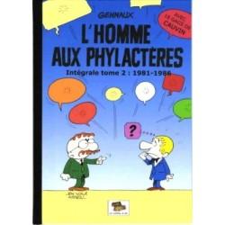 Homme aux phylactères –...