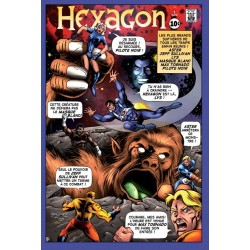 Hexagon – Tome 1