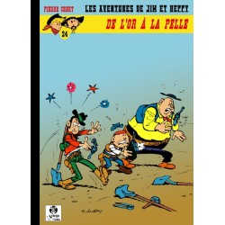 Jim et Heppy - 24 : De l'or...