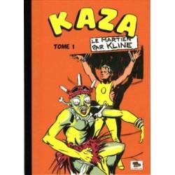 Kaza le Martien – Tome 1