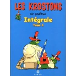 Les Krostons -Intégrale tome 3