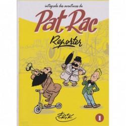 Pat Rac – tome 1 : Pat Rac...