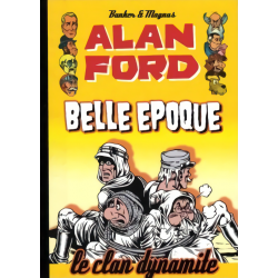 Alan Ford : Belle époque