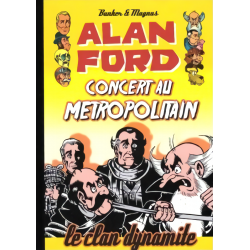 Alan Ford : Concert au...