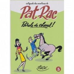 Pat Rac – tome 5 : Parole...