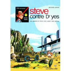 Steve Pops – Tome 1 : Steve...
