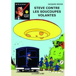 Steve Pops – Tome 3 : Steve...