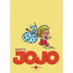 Jojo – L'intégrale 1 :...