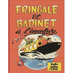 Fringale et Badinet à...