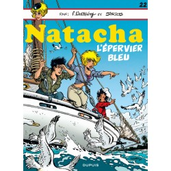 Natacha - 22 : L'épervier bleu