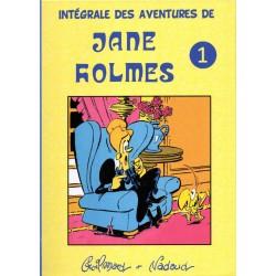 Jane Holmes - Intégrale 1