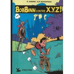 Bob Binn contre X.Y.Z.!