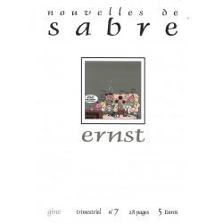 Nouvelles de Sabre n°7