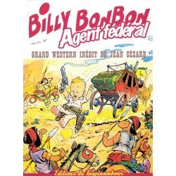 BILLY BONBON, Agent fédéral...