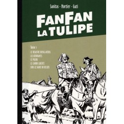 FANFAN LA TULIPE - Tome 01