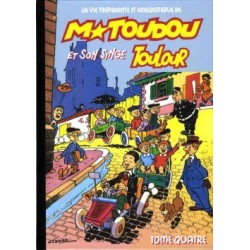 Toudou et son singe Toulour...