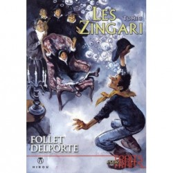 Les Zingari – tome 3