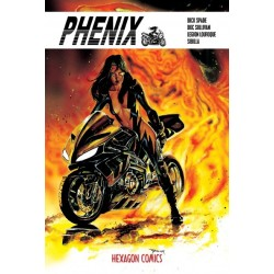 Phenix - Tome 1 : Dick...